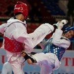 Chung kết Taekwondo quân sự thế giới – ngày thứ 1
