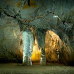 Vẽ đẹp lung linh của thạch nhũ