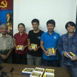 Giải KK: Lý Phú Tại, Đỗ Trong Danh, Phạm Thị Kim Oanh, Lê Thanh Bình