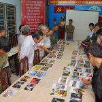 Số lượng ảnh tham gia khá nhiều so với dự kiến - Ảnh: Toàn Nguyễn