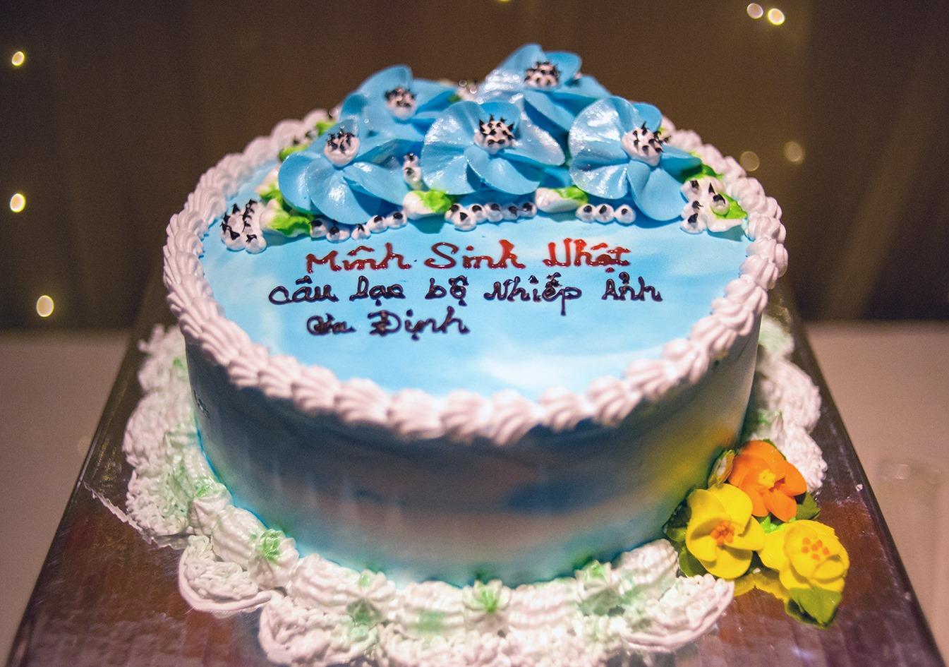 Sinh nhật CLB Nhiếp Ảnh Gia Định lần thứ 38